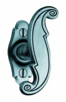 Garniture acier : Bouton de fenêtre 70 x 135 mm