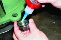 Produits de maintenance : Fixation démontable Soft Lock