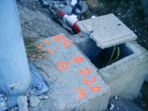 Traceur de chantier provisoire : KF