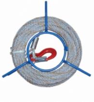 Levage : Câble sur touret pour palan