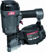 Agrafage et clouage pneumatique : Cloueur SCN 75 +  compresseur AC23012 + enrouleur de 30 m