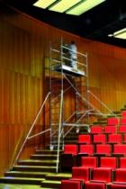 ECHAFAUDAGE ALU ST2 PLANCHER 1M90