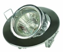 Luminaire halogène : Spot seul - spot orientable 50 W - classe III
