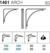 Console : Equerre déco Arch 1461