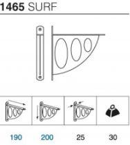 Console : Equerre déco Surf 1465
