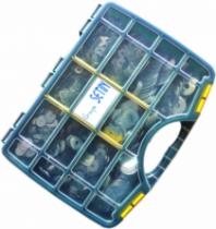 Rondelle : Coffret 1020 rondelles ZI série L-LL