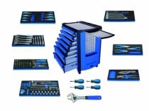 Composition d'outillage : Servante 920 Plus 2 - 153 outils