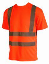 TEE-SHIRT CLASSE II ORANGE XXL