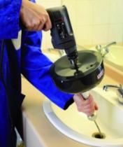 Outil de plombier : Déboucheur Val 25