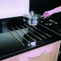 Agencement de cuisine : Jeu 6 reglettes protège plan de travail