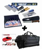 Outil de plaquiste : Composition plaquiste 12 outils
