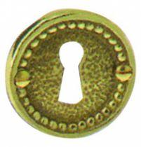 Garniture laiton : Rosace ø 45 mm