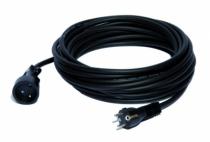 Enrouleur - prolongateur : Prolongateur professionnel - câble HO7RNF