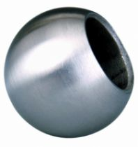 Main courante et garde-corps inox 316 : Bouton d'ornement