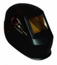 Soudure électrique : Masque thermoplastique renforcé gold