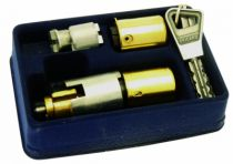 Cylindre européen de haute sûreté : A bille