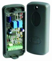 Motorisation de porte et portail : Récepteur radio bi-canal déporté