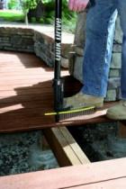 Visseuse : Quikdrive plancher terrasse - QDPRO76SKE