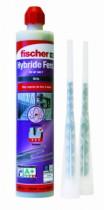 Scellement par injection : Cartouche résine hybride de scellement de fers à béton - FIS HF