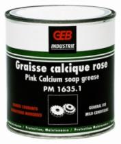 GRAISSE CALCIQUE ROSE BOITE 600G