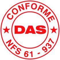 Verrouillage : Gâche 351 U 80 EFF-EFF