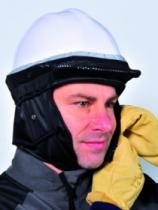 Casques de chantier : Coiffe de protection contre le froid pour casque de chantier