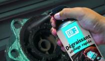 Produits de maintenance : Dégraissant séchage rapide - 6641