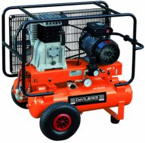 Compresseur d'air : EM.28 R - 2 x 11 litres