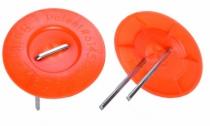 Agrafage et clouage pneumatique : Agrafe 25 mm + capsule fascap pour CS150