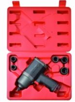 """Outillage air comprimé : Coffret 1/2"""" - 900 Nm - KIT UT 8136 X"""