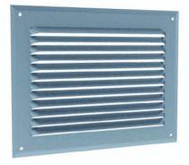 Ventilation : Permanente en applique - avec moustiquaire
