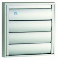 Ventilation : Grille de surpression