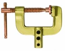 Connectique soudure et consommables : Type étrier - 400 A