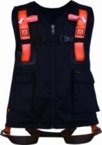 Harnais de sécurité Delta Plus : Harnais anti-chute gilet 2 points d'accrochage