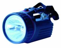 Lampe : Projecteur led - 1 W - rechargeable