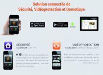 Solution domotique : Centrale MyFox Home Pro