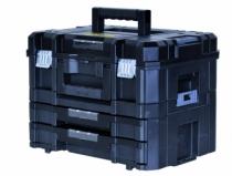 Rangement : Kit malette + malette 2 tiroirs - Tstak
