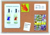Communication visuelle : Tableau d'affichage liège