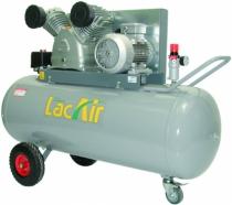 Compresseur d'air : Twinair 36/200 T - 200 litres