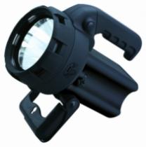 Lampe : Projecteur led - 3 W - poignée orientable - rechargeable