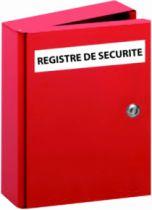 Registres ERP : Coffret de sécurité pour registre