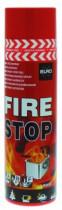 Détecteur avertisseur de fumée : Spray Fire Stop