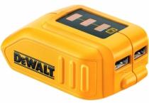 Batterie - chargeur - lampe électro-portatif : Adaptateur chargeur usb