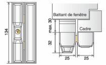 Accessoire de porte : FTS 88
