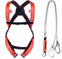 Harnais de sécurité Delta Plus : Kit anti-chute échafaudage Elara 280