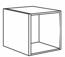 Caisson de cuisine : Caisson sur hotte - profondeur 330 mm