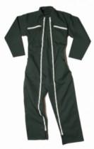 Vêtement de travail : Combinaison double zip