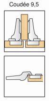 Rotation : Bras coudé +5 mm