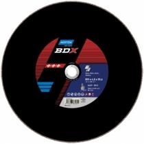 Meule de tronçonnage : BDX - acier