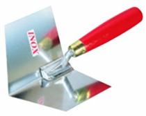 Couteau de peintre : A enduire les angles